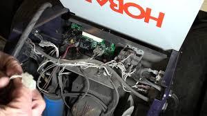 hobart handler welder wire speed repair part 3 youtube Hobart Beta Mig 250 Spool Gun at Hobart Beta Mig 250 Wiring Diagram