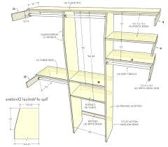 free closet organizer plans closet organizer design plans design plans photos closet organizer plans images about