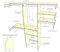 free closet organizer plans closet organizer design plans design plans photos closet organizer plans images about