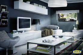 Ikea Decorating Living Room Simple Apartment Interior With Chic Ikea Living Room Decor Ideas