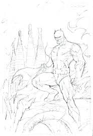 best book for drawing best book for drawing batman in dragons knight by book drawing easy