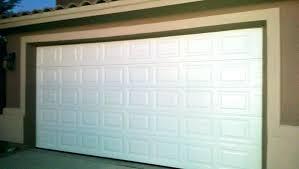 of new garage door installed of new garage door installed cost of new garage
