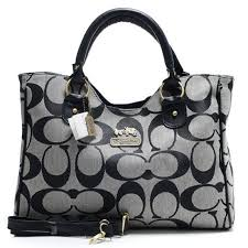 Coach Legacy In Signature Large Grey Satchels ACB Outlet Online All New  Designer Handbags, Bags, and Purses from Coach