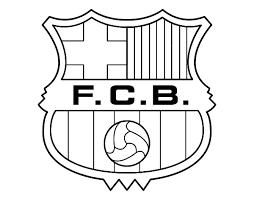 Scudetto Barcellona Da Colorare Fredrotgans