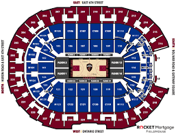 Rocket Mortgage Arena Seating Chart 2019 Cleveland Classic Osu Vs Wvu Rocket Mortgage
