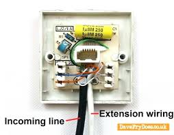 telephone junction box bt wiring diagram outside house phone