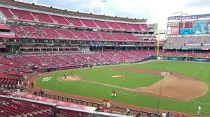Great American Ball Park Section 304 Home Of Cincinnati Reds