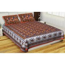 bed sheets printed. Contemporary Printed Beautiful Digital Print 3D Bedsheets With 2 Pillow Cover Loading Zoom Throughout Bed Sheets Printed