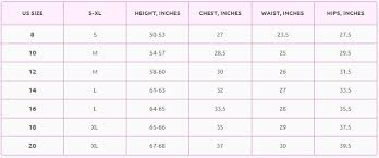 Childrens Clothing Generic Size Chart Swap Com Your