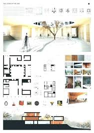 Interior Design Presentation Board Interior Design Presentation