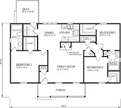 basic rectangular house plans one story rectangular house plans beautiful best square foot plans images on basic rectangular house plans