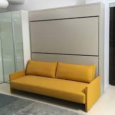 Kali Duo Sofa Wall Bed \u0026 Sofa | Space Saving Furniture
