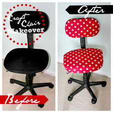 office chair makeover. After Office Chair Makeover