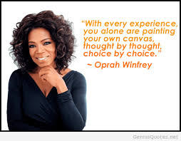 Oprah Winfrey Quotes Magnificent Oprah Winfrey Quotes