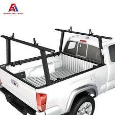 ALUMINUM PICKUP TRUCK Utility Ladder Racks Adjustable For Toyota ...