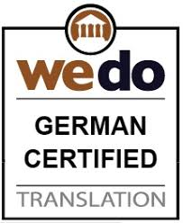 Certified German Passport Documents Translation Services