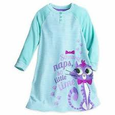 Disney Store Clothing Size Chart Details About New Disney Store Puppy Dog Pals Hissy Cat Gown Size 4