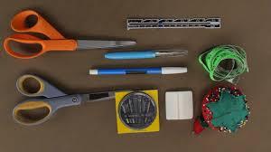 cutting tools in sewing. cutting tools in sewing