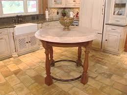 Rustic Kitchen Flooring Painting Kitchen Floors Pictures Ideas Tips From Hgtv Hgtv