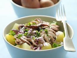 Potato and Mini Octopus Salad recipe ...
