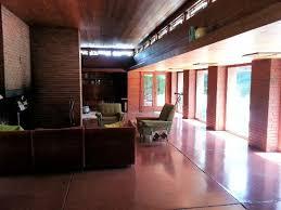Experience a Frank Lloyd Wright 'Life' Magazine Dream Home - Review of  Still Bend - Bernard Schwartz House, Two Rivers, WI - Tripadvisor