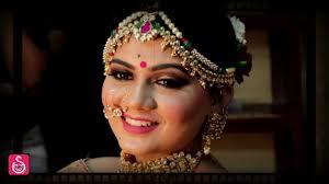 incredible gujarati bridal makeup beautiful indian bride makeup step by step