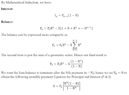 Calculate A Mortgage Loan Mortgage Calculator Python Code Towards Ai Medium