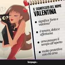 Donna Fanpage - Auguri di buon onomastico a Valentina 😍❤️