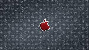 Apple Logo Christmas Celebrations 4k ...