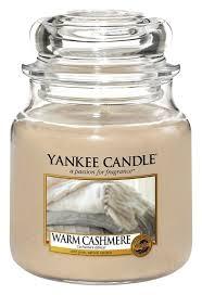 <b>Ароматическая свеча Warm Cashmere</b> Yankee Candle купить ...
