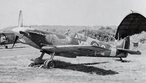spitfire variants. a clipped-wing spitfire mk. vb of no. 401 (canadian) squadron. although this aircraft is vb, it features later type canopy with integral windscreen variants