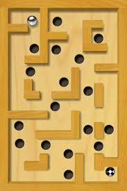 Wooden Maze Game With Ball Bearing Labyrinth Gets iPad Support Labyrinth 100 Adds Game Center Support 28