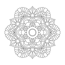 Art Therapy Colorare Le Mandala Come Metodo Antistress Con Disegni