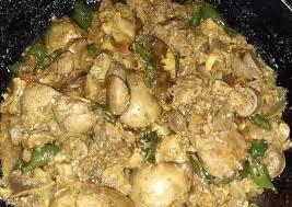 Selain halal, bahan makanan ini juga cukup sehat dan menyehatkan tubuh. Resep Ati Ampela Bumbu Kuning Ga Pake Lama Enak Resep Masakan Terkini