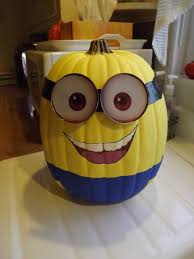 Painted Minion Pumpkins Womans Day 34 Painted Pumpkin Projects For The Best Ever