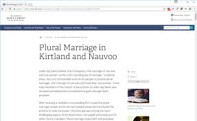 mormon universalism plural marriage in kirtland and nauvoo polygamy essays3