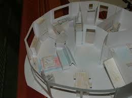une maquette du rez de chaussée ainsi nous avons disposé nos meubles et cela nous a donné une meilleure approche des proportions de la maison