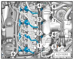 seat workshop manuals > leon mk1 > power unit > 4 cylinder engine t glow plug 4 q13 8