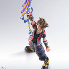 Small Picture KINGDOM HEARTS III PLAY ARTS KAI SORA Square Enix Online Store