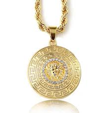 gold charms for necklaces mens pretty ugly me