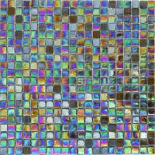 China Glass Mosaic Tiles with Waterproof Feature, Measuring 327 x 327mm ...