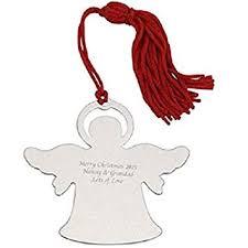 Amazonde Personalisierte Engel Weihnachtsbaumschmuck