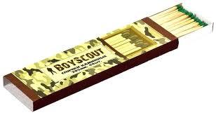 Купить <b>каминные спички</b> LinkGroup <b>Boyscout 205 мм</b> 40 шт, цены ...