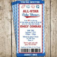 Baby Shower Invitations Sports Theme  AfoodaffairmeBaby Shower Invitations Sports Theme
