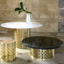 brass furniture. beautiful brass nixon marble and brass cocktail table  modern furniture jonathan adler on t