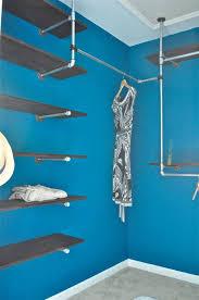 plumbing pipe closet organizer domestiphobia plumbing pipe closet organizer