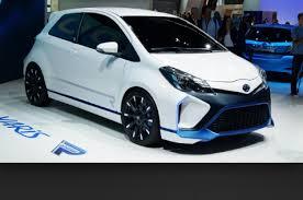 2018 toyota vitz. Brilliant Toyota 2018 Toyota Yaris Redesign Throughout Toyota Vitz Auto Review