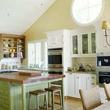vaulted ceiling kitchen ideas cabinet for small kitchens