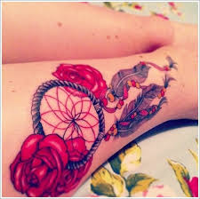 Meaning Of Dream Catcher Tattoos 100 Amazing Dreamcatcher Tattoos and Meanings Dreamcatcher 92