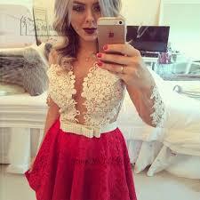 Aliexpress.com : Vestidos de Festa Curto e Elegante ...